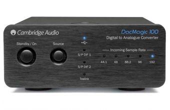 Cambridge Audio DacMagic 100 (Black)