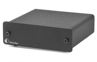 Pro-Ject Phono Box MM/MC (Black)