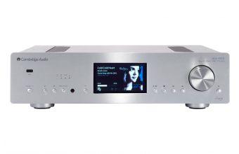 Cambridge Audio AZUR 851N (Silver)