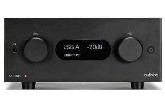 Audiolab M-DAC Plus (Black)