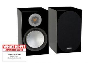 Monitor Audio Silver 100 (Black Oak)