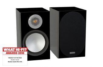 Monitor Audio Silver 100 (Gloss Black)