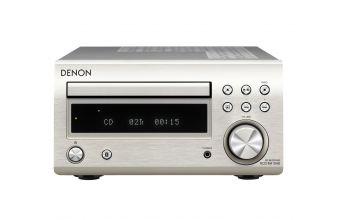 Denon DM41 DAB (Silver)