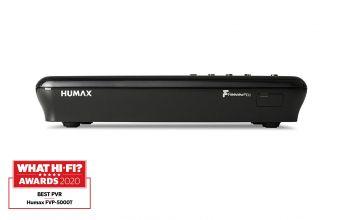 Humax FVP5000T 1TB (Carbon Black)