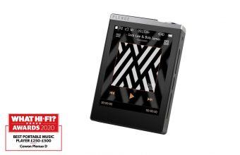 Cowon Plenue D 32GB (Black/Silver)