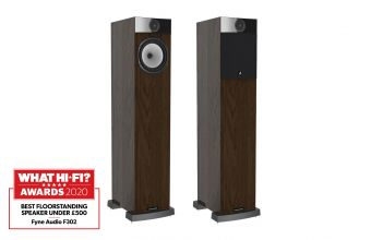 Fyne Audio F302 (Walnut)