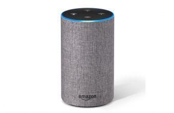 Amazon Echo 2nd Gen (Heather Grey)