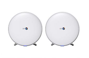 BT Whole Home Wi-Fi Twin pack (White)