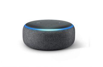 Amazon Echo Dot 3rd Gen (Black)