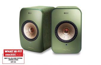 KEF LSX (Green)