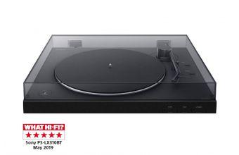Sony PSLX310BT (Black)