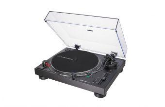 Audio-Technica ATLP120XUSB (Black)
