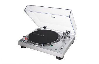Audio-Technica ATLP120XUSB (Silver)