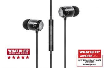 SoundMAGIC E11C (Black)