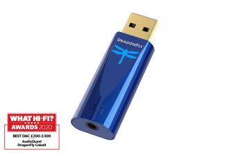 AudioQuest DragonFly Cobalt (Cobalt)
