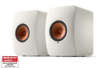 KEF LS50 Wireless II (Mineral White)