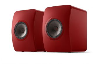 KEF LS50 Wireless II (Crimson Red Special Edition)