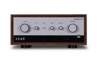Leak Stereo 130 (Walnut)