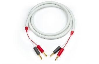 Chord Company C-ScreenX 2.5m Terminated Pair with Screw Plugs