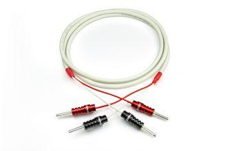 Chord Company RumourX 1.5m Terminated Pair with Ohmic Plugs