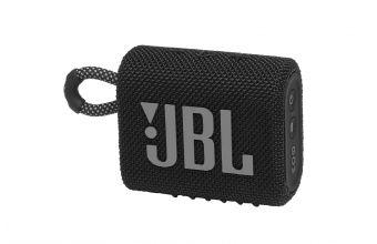 JBL Go 3 (Black)