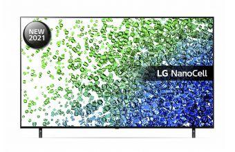 LG 75NANO806PA & SN11RG (Black)