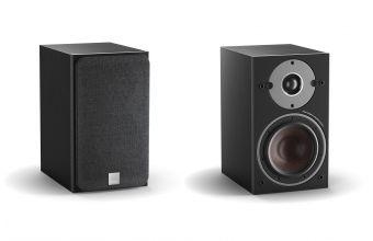 DALI Oberon 1C with Sound Hub Compact (Black Ash)