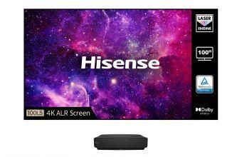 Hisense 100L5FTUK-B12 Laser TV