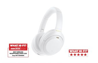 Sony WH-1000XM4 (Silent White Limited Edition)