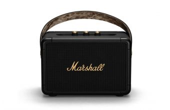Marshall Kilburn II (Black & Brass)
