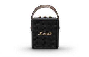 Marshall Stockwell II (Black & Brass)