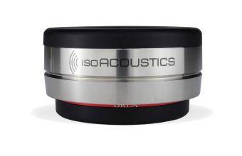 ISO Acoustics OREA Bordeaux (Silver)