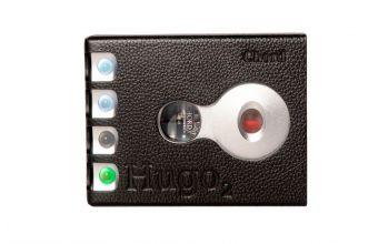 Chord Electronics Hugo 2 Slim Leather Case (Black)