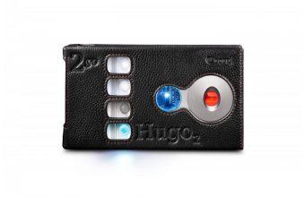 Chord Electronics Hugo 2 and 2go Leather Case (Black)