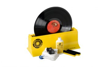 Spin-Clean Vinyl Washer System MK II (Yellow)