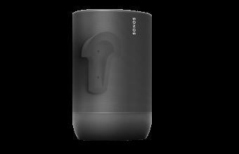 Flexson Wall Mount for Sonos Move (Black)