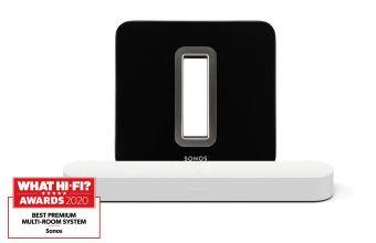 Sonos Beam (White) & Sub (GEN 3)