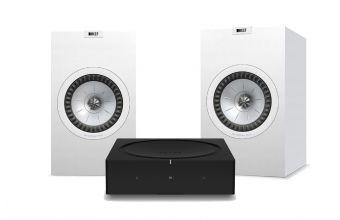 Sonos AMP & KEF Q350