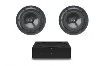 Sonos AMP & Q Acoustics QI65CP