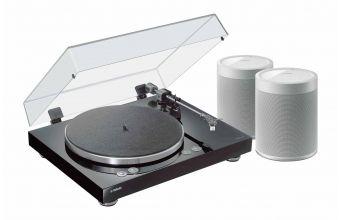 Yamaha MUSICCAST VINYL 500 (Black) & MUSICCAST 20 (White)