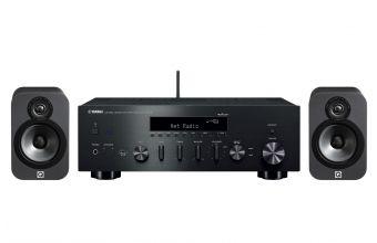 Yamaha RN602 & Q Acoustics 3020