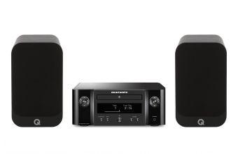 Marantz Melody M-CR412 & Q Acoustics Q3010I