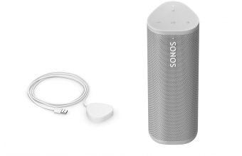 Sonos Roam & Wireless Charger (White)