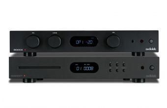 Audiolab 6000A & 6000CDT (Black)
