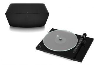 Pro-Ject T1 Phono SB & Sonos Five (Black)
