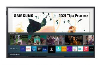 Samsung The Frame QE65LS03A & HW-S61A (Silver)