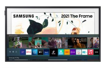 Samsung The Frame QE75LS03A & HW-S61A (Silver)