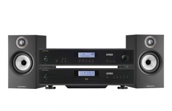 Rotel A11 , CD11 Tribute & Bowers & Wilkins 607 S2 Anniversary Edition (Black)