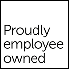 We're proudly employee owned