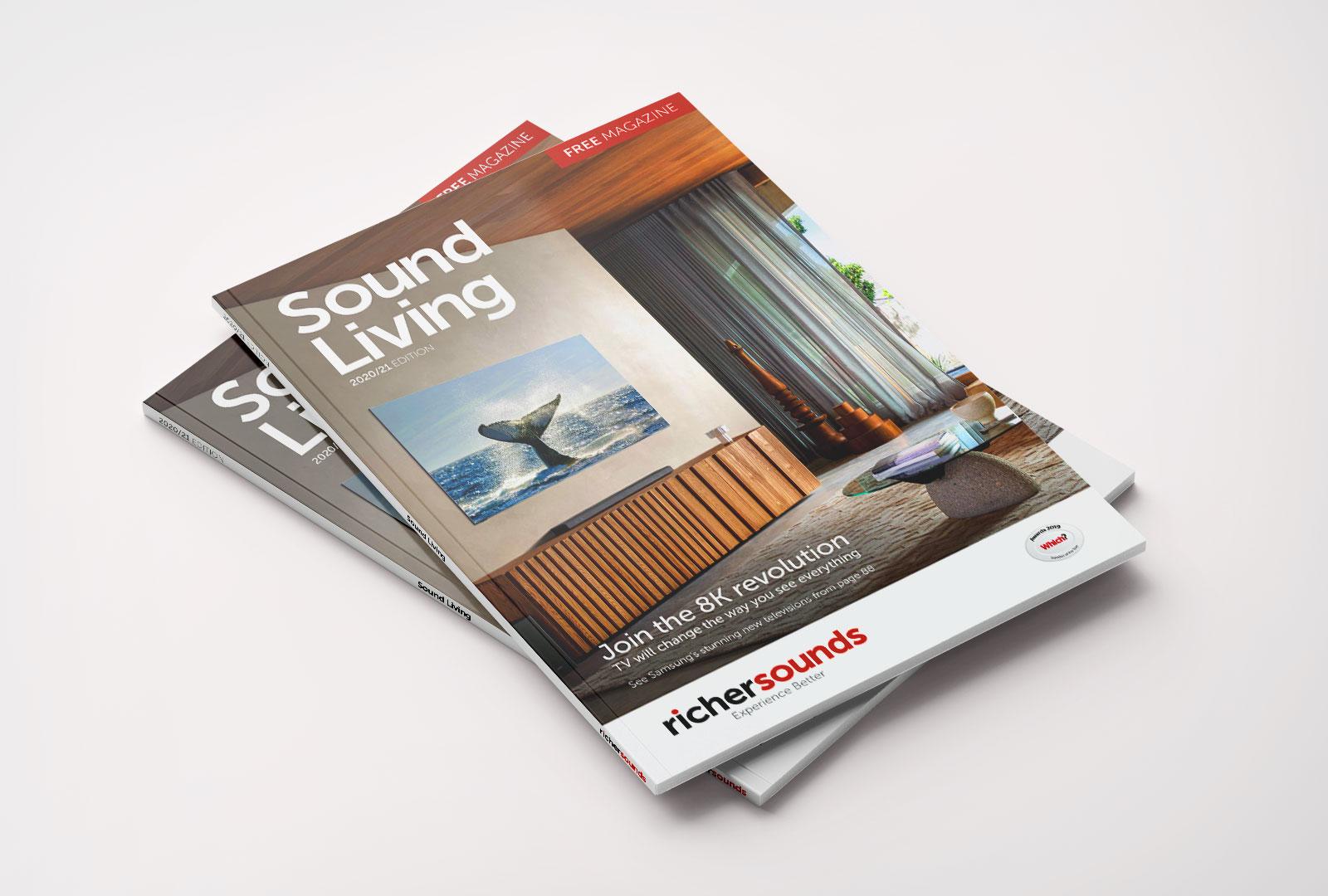 Sound Living brochure